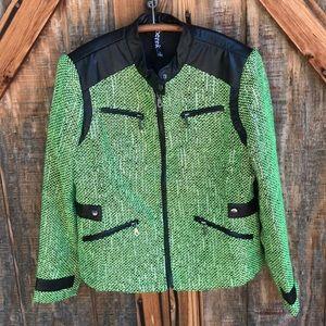 Berek Green Jacket Size Large
